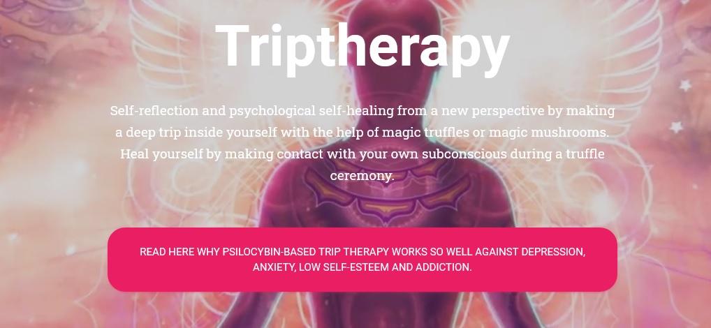 Triptherapie: Truffel ceremonie als therapie