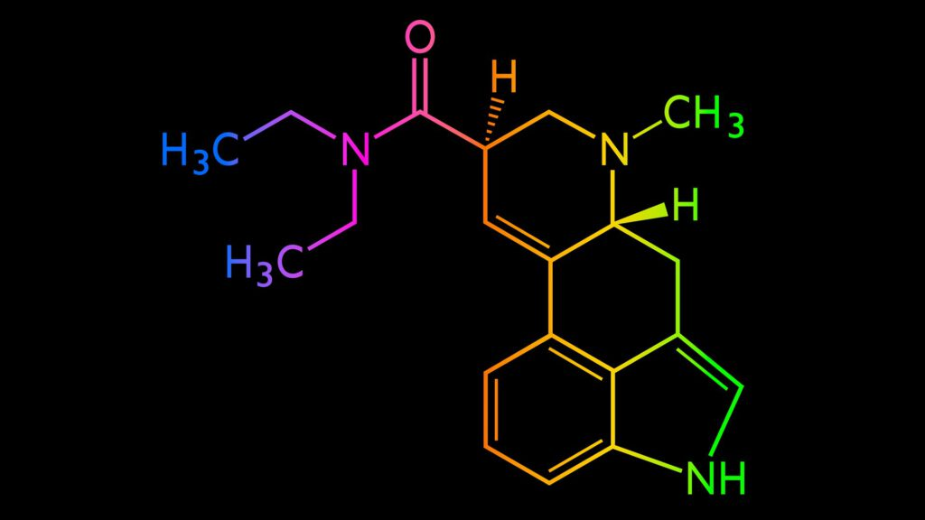 LSD als therapie